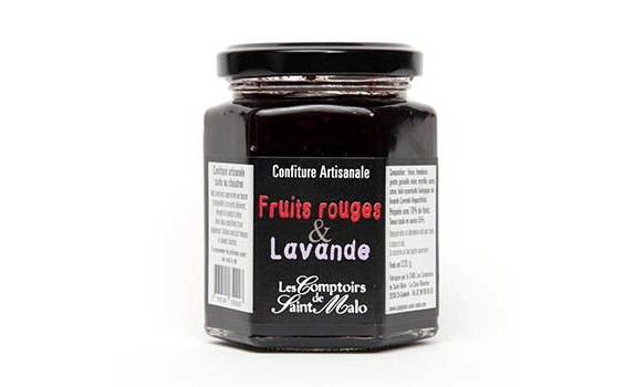 Fruits rouges Lavande